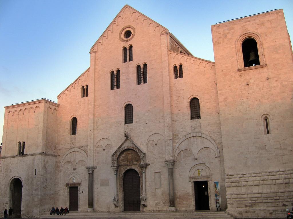 Латинская базилика святителя Николая в Бари