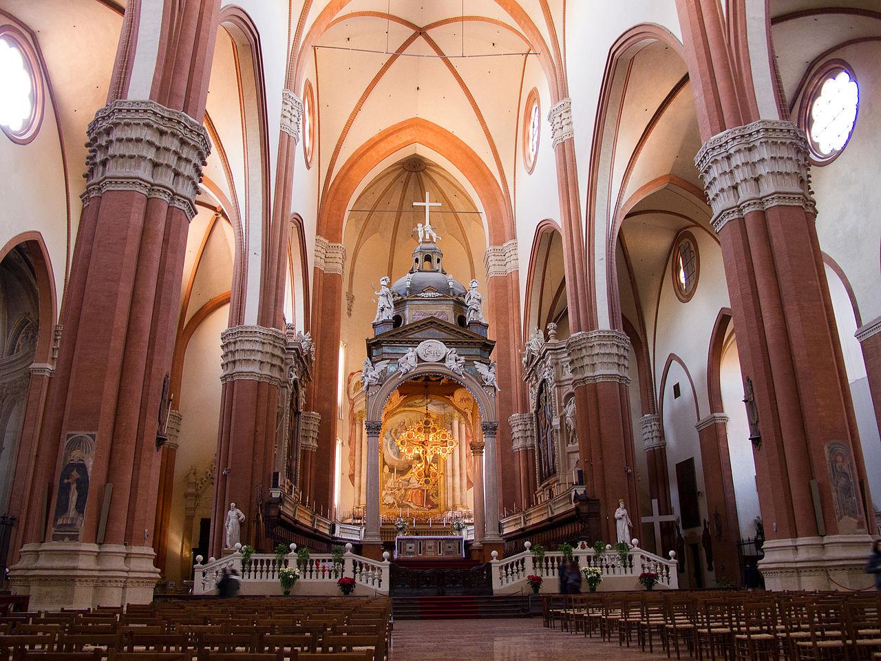 Собор святого епископа Петрония