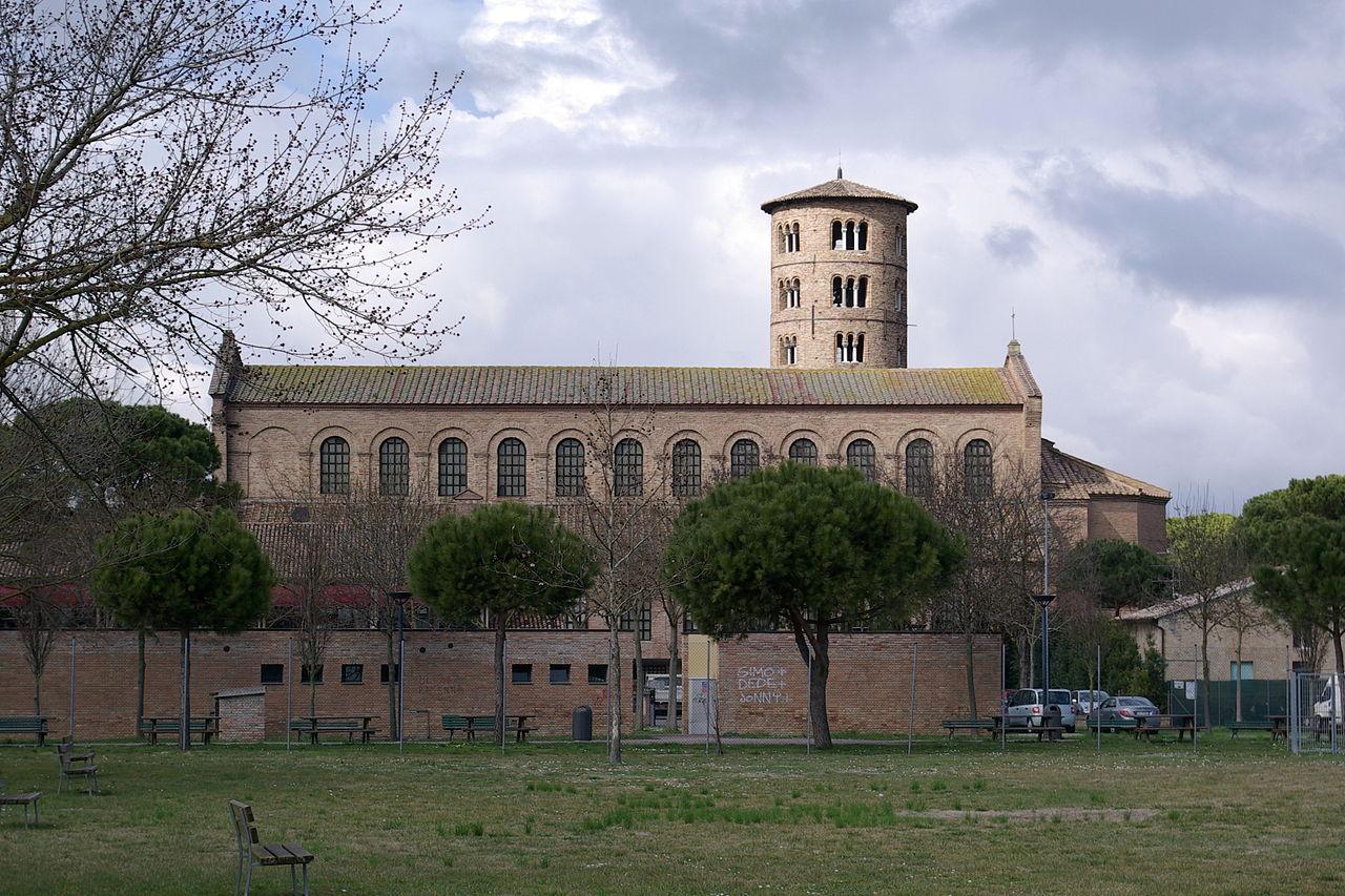 Базилика священномученика Аполлинария в Классах