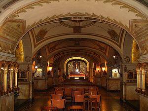 Капелла Реликвий в церкви Божией Матери «Помощница»