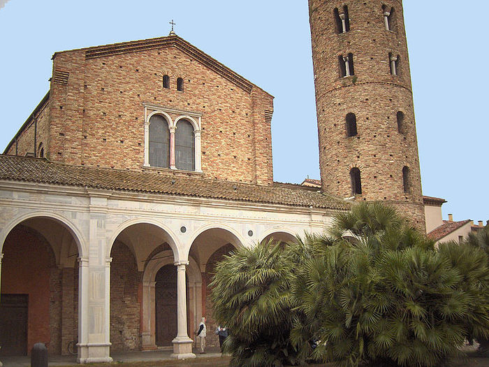 Базилика священномученика Аполлинария Нового