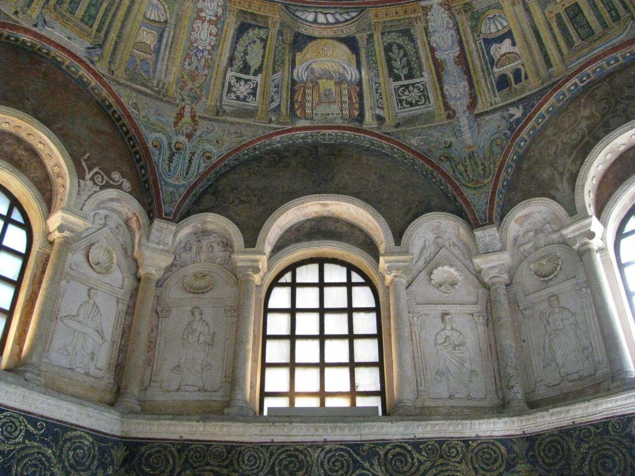 Кафедральный собор и Крещальня (Баптистерий) православных