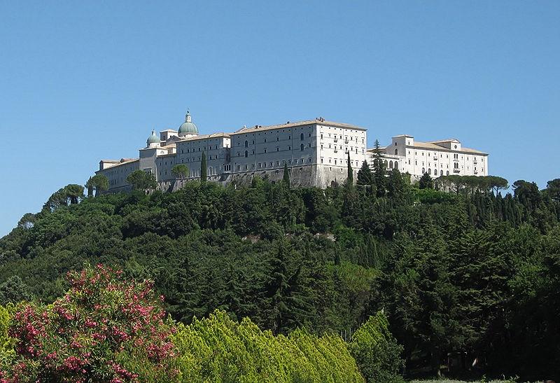 Монастырь святого преподобного Венедикта в Монтекассино