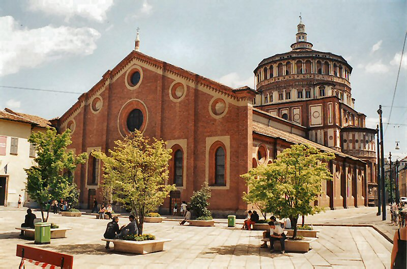 Базилика Санта Мария делле Грацие
