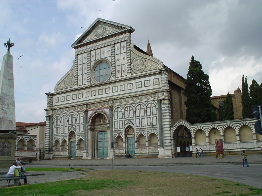 Церковь Божией Матери Новелла