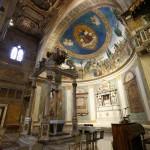 Алтарь церкви Креста