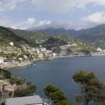 Амальфитанское побережье