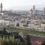 _Флоренция. Собор с пьяццале Микеланджело