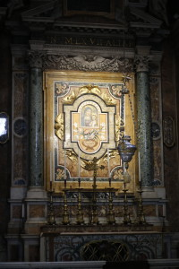 Икона Божией Матери Pronto Soccorso