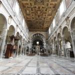 Интерьер Санта Мария Арачели