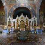 Интерьер русского храма