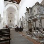 Интерьер собора в Равелло