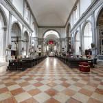 Интерьер церкви Сан Франческо деля Винья