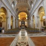 Интерьер церкви святого Алексия
