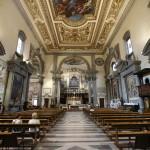 Интерьер церкви святого Марка