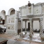 Кафедра 14 века в Равелло
