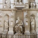 Моисей - работа Микеланджело
