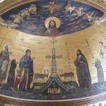 Мозаика апсиды Латеранского собора
