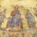 Мозаика апсиды собора Павла