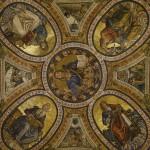 Мозаика в нижней церкви