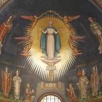 Мозаика в соборе