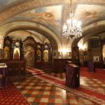 Нижняя церковь святителя Николая
