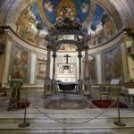 Престол церкви Креста