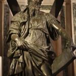 Статуя апостола Андрея