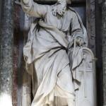 Статуя святого апостола Фомы