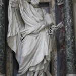 Статуя святого апостола Петра