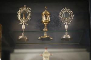 Три реликвария