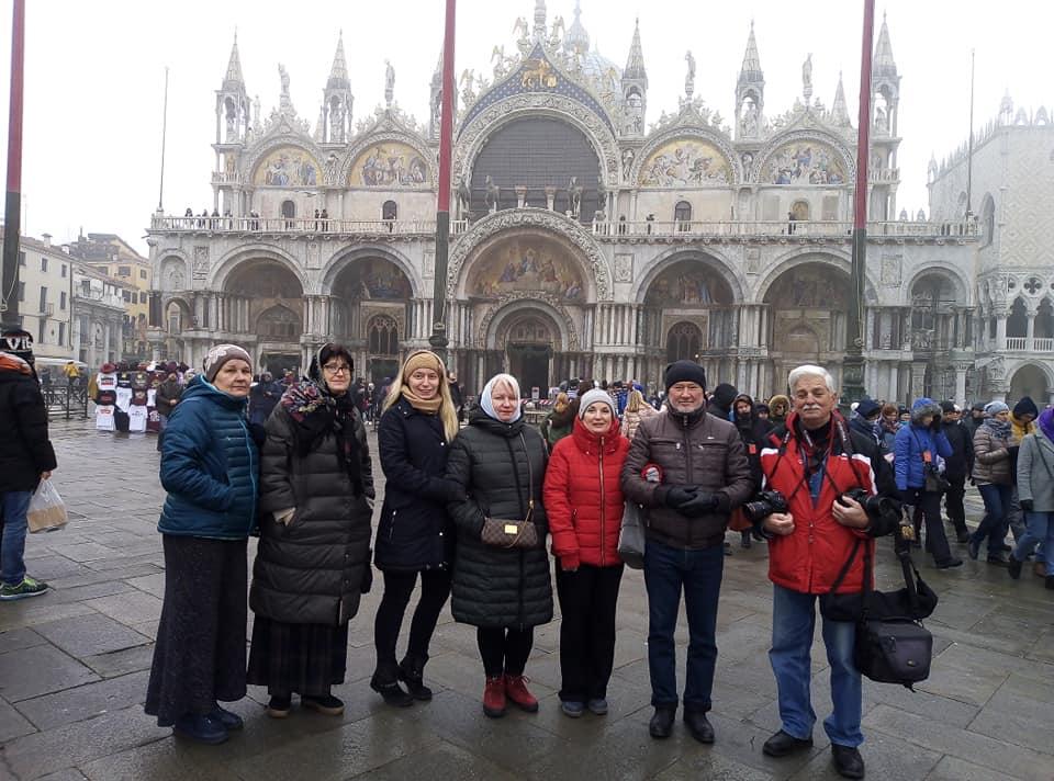Паломники в Италию на праздник святителя Николая Чудотворца